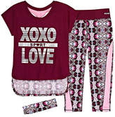 XOXO 3-pc. Pant Set Big Kid Girls
