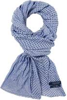 Scotch & Soda Mini-Pattern Scarf