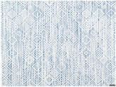 Chilewich Mosaic Rectangle Placemat - Blue
