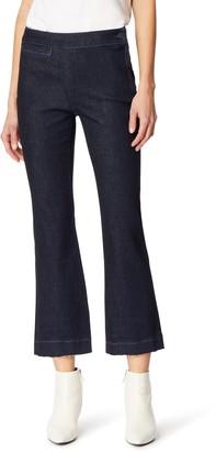 Habitual Carmela Cropped Flare Jeans