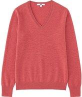 Uniqlo Women's Cashmere V-Neck Sweater