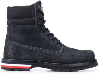 Moncler Vancouver lace-up boots