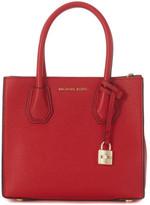 MICHAEL Michael Kors Michael Kors handbag model Mercer Messenger in red tumbled leath Red