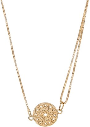 Alex and Ani Pull Chain Endless Necklace