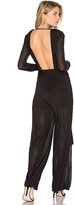 Finders Keepers Maxwell Jumpsuit in Black. - size L (also in S,XS)