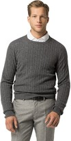 Tommy Hilfiger Cashmere Cable Knit Sweater