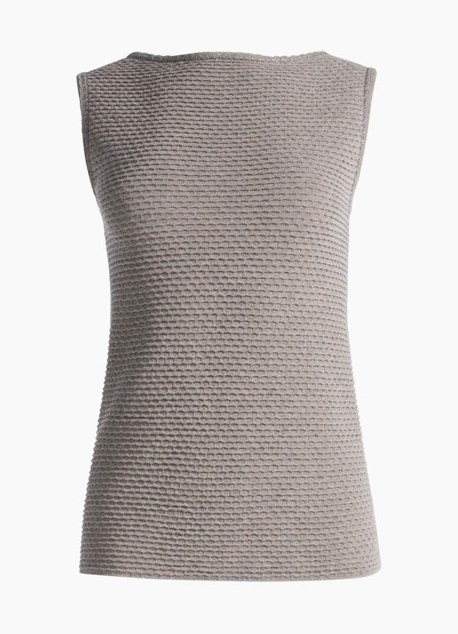 Brenna Knit Shell