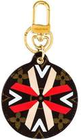 Louis Vuitton Monogram Ilustre Multi V Bag Charm