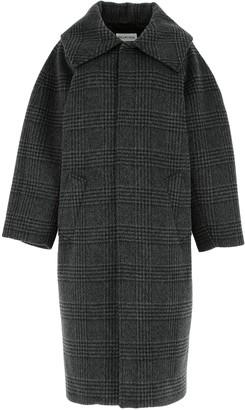 Balenciaga Incognito Car Coat