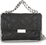 Stella McCartney Beckett classic quilted faux-suede bag