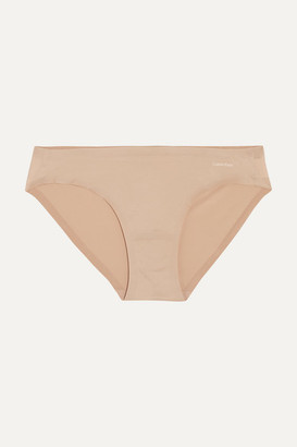 Calvin Klein Underwear Invisibles Briefs - Beige