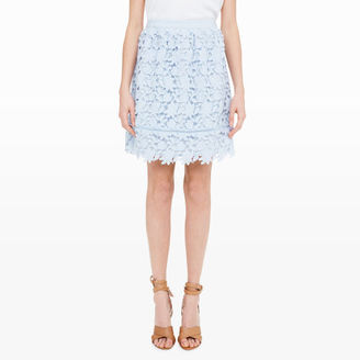 Club Monaco Nadina Lace Skirt