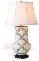 The Well Appointed House Jour De Juin Scalamandre Porcelain Table Lamp
