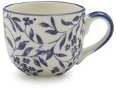 Sur La Table Star Floral Espresso Mug