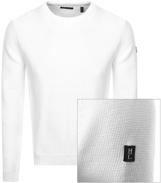 Henri Lloyd Henri Knit Jumper White
