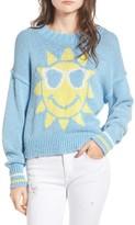 Wildfox Couture Women's Hello Sunshine Pullover Sweater