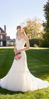 Camille La Vie Lace Tulle Mermaid Wedding Dress
