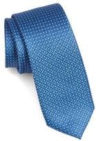 Calibrate Geometric Silk Tie