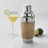 Williams-Sonoma Williams Sonoma AERIN Woven Cocktail Shaker