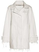 Balenciaga Denim Coat