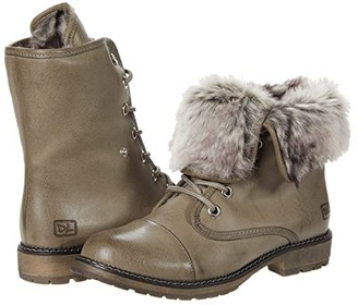 Chinese Laundry Right Time (Light Grey Smooth) Women's Boots