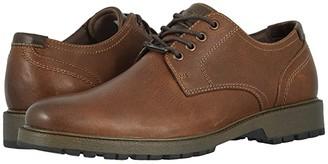 Dockers Schaefer (Cognac Soft Tumbled Full Grain) Men's Shoes