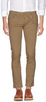 Paolo Pecora Casual pants - Item 36943465