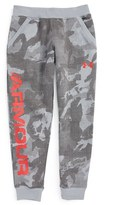 Under Armour Boy's 'Sportstyle' Printed Coldgear Jogger Pants