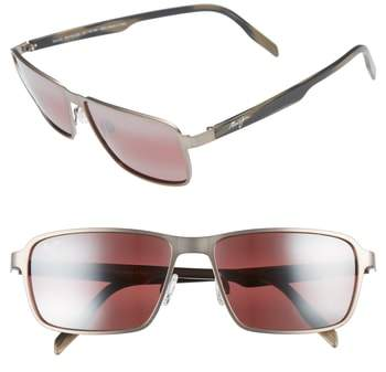 Maui Jim Glass Beach PolarizedPlus(R)2 54mm Sunglasses