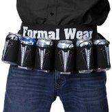 Calhoun Formal Wear Tuxedo Beer Belt