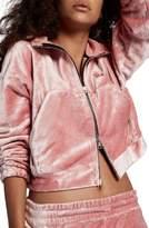 Nike Women's Essentials Women's Velour Zip Hoodie