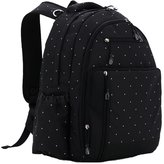 Win8Fong Baby's Multifunction Polka Dots Mummy Bag Diaper Tote Bags Nappy Changing Backpack