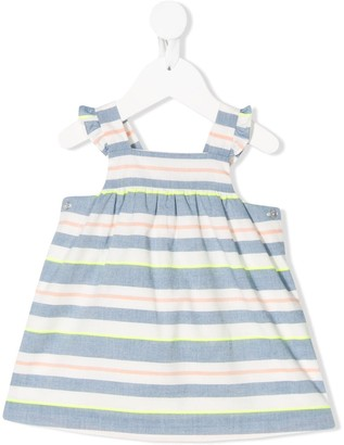 Knot Louise pinafore dress