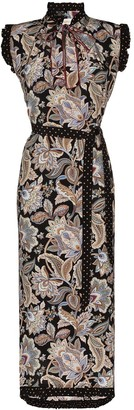 Zimmermann Ladybeetle floral-print dress