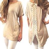 Changeshopping Womens Sleeveless Sexy Fashion Sling Vest Camisole Shirt Tops (M, )