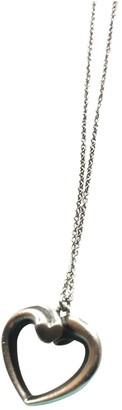 Tiffany & Co. Paloma Picasso Metallic Silver Necklaces