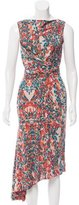 Costello Tagliapietra Printed Midi Dress