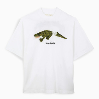 Palm Angels Black Crocodile t-shirt