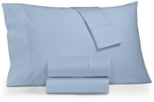 Sunham Fairfield Square Collection Waverly 450 Thread Count Cotton 4-Pc. California King Extra Deep Pocket Sheet Set Bedding