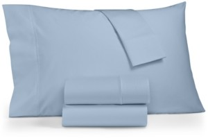 Sunham Fairfield Square Collection Waverly Cotton 450-Thread Count 6-Pc. King Sheet Set Bedding