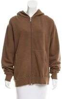 Lucien Pellat-Finet Hooded Sequined Sweater