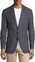 Peter Millar Braan Boucle Knit Soft Jacket.
