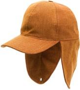 David Catalan ear-flap cap