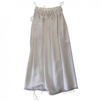 Celine White Skirt for Women
