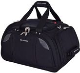 Pierre Cardin Small Holdall - Black and Grey