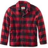 L.L. Bean Bean's Wool Jacket, Plaid