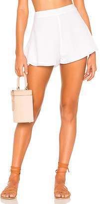 superdown Cory Flutter Shorts