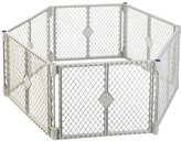 North States Superyard Classic Gate - White