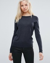 Vero Moda Long Sleeve Round Neck Sweater