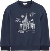 Paul Smith Shine-in-the-dark sweatshirt
